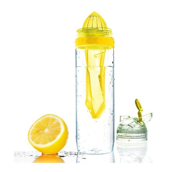 Butelka Citrus 2 Go, żółta