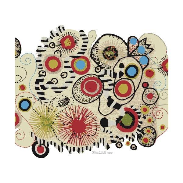 Pościel Embra Rojo, 240x220 cm