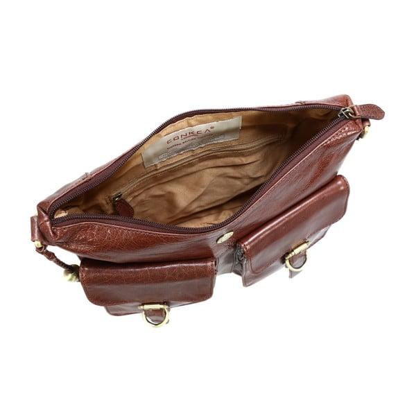Damska torba skórzana Nightingale Brown