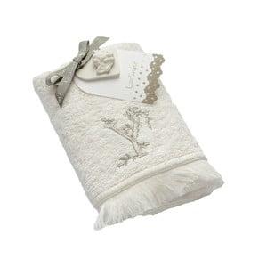 Ręcznik z inicjałem Y, 30x50 cm