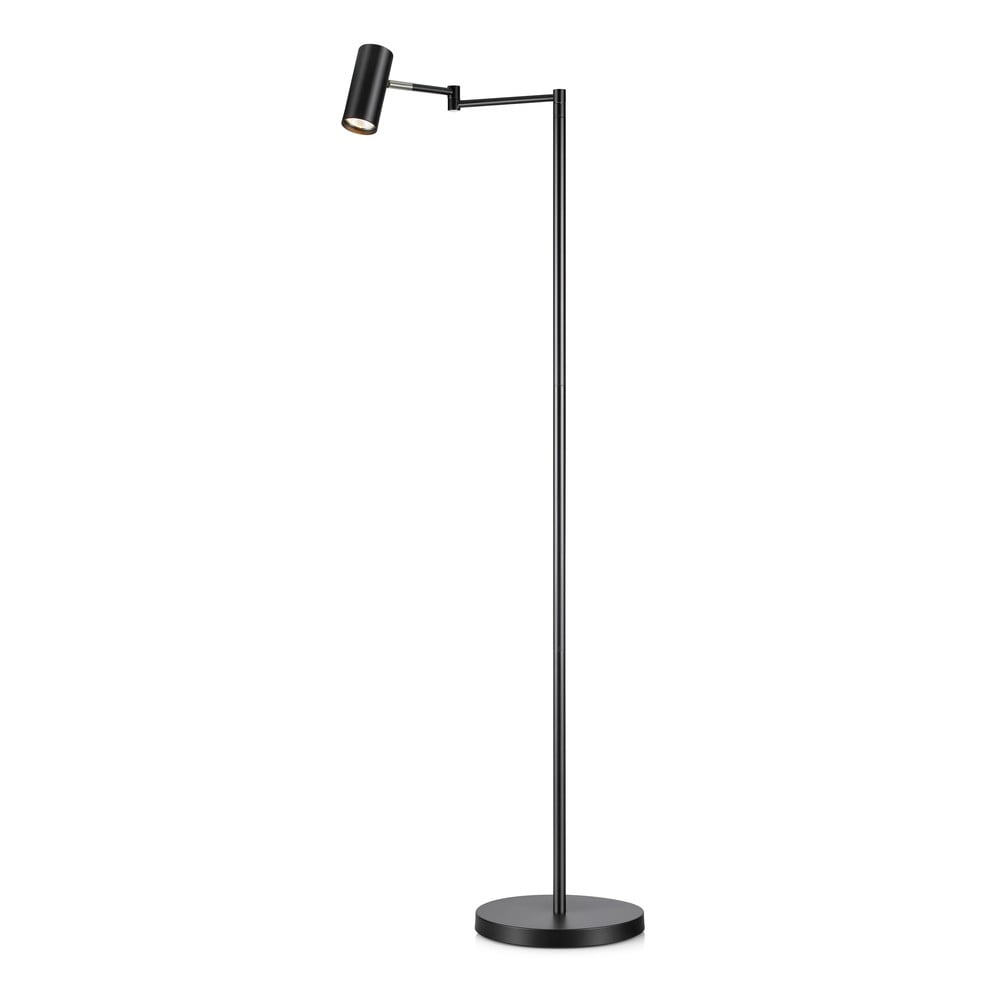 Czarna lampa stojąca Markslöjd Torino Floor Black