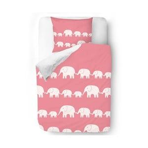 Pościel Pink Elephants, 140x200 cm