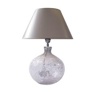 Lampa stołowa Milk Glass