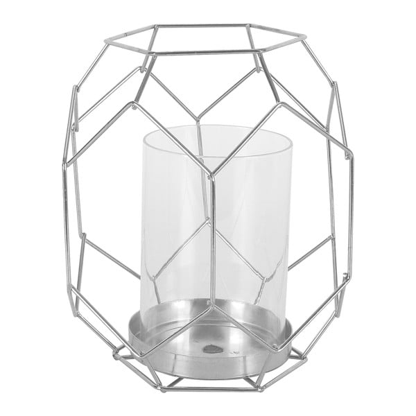 Lampion Ruche Chrome
