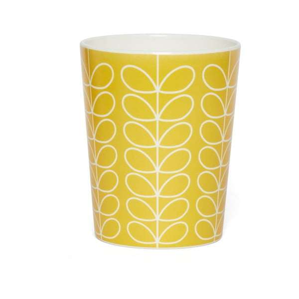 Kubek Orla Kiely Linear Lemon Sorbet