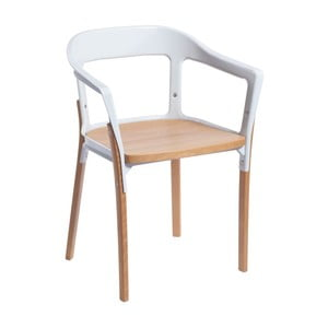 Krzesło Silla Retro White