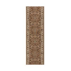 Dywan Basic Vintage, 80x200 cm, jasnobrązowy