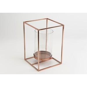 Świecznik Copper Jar