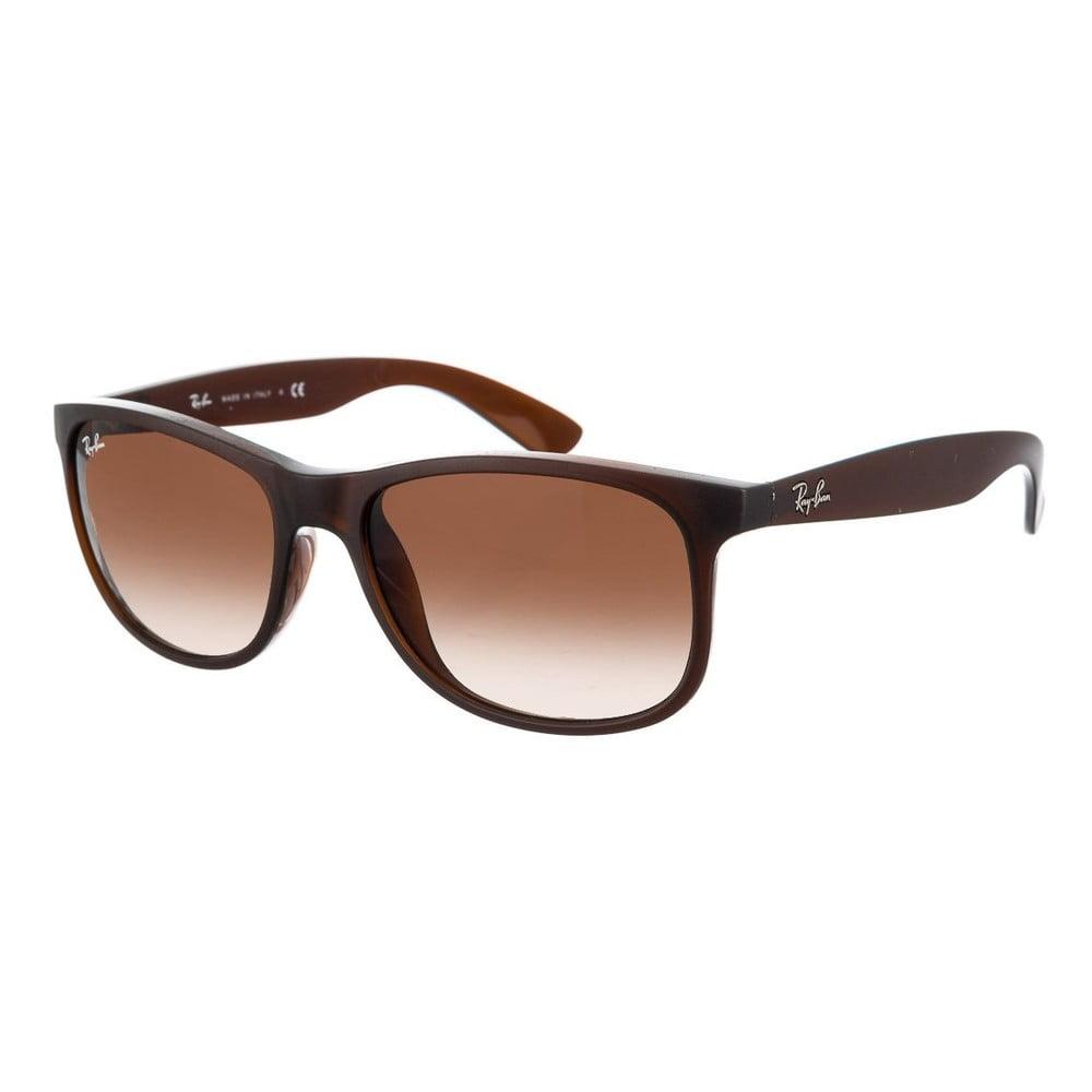 1ca8941ea35776 Okulary Przeciwsłoneczne Męskie Ray Ban 4202 Brown 55 Mm Bonami