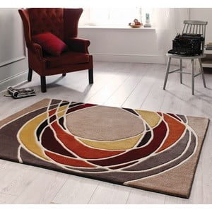 Dywan Flair Rugs Spectre Taupe/Ochre, 120x170 cm