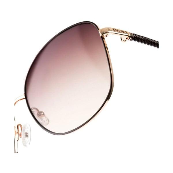 Damskie okulary przeciwsłoneczne GANT Brown