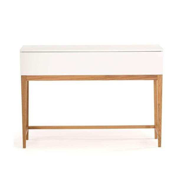 Biała konsola Woodman Blanco