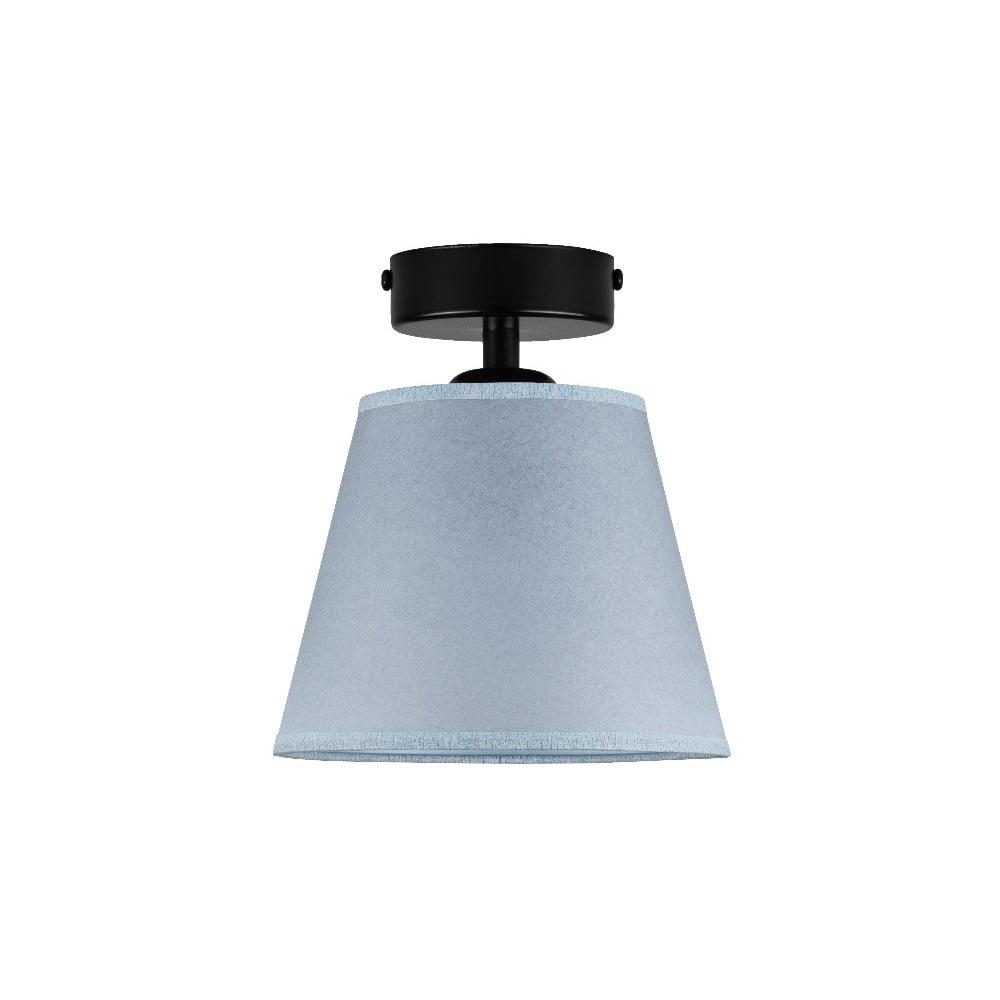 Jasnoniebieska lampa sufitowa Sotto Luce IRO Parchment, ⌀ 16 cm