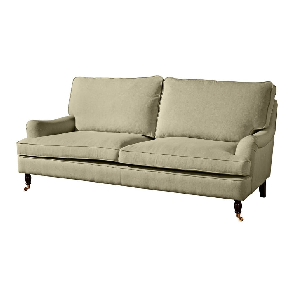piaskowobr zowa sofa trzyosobowa max winzer passion bonami. Black Bedroom Furniture Sets. Home Design Ideas