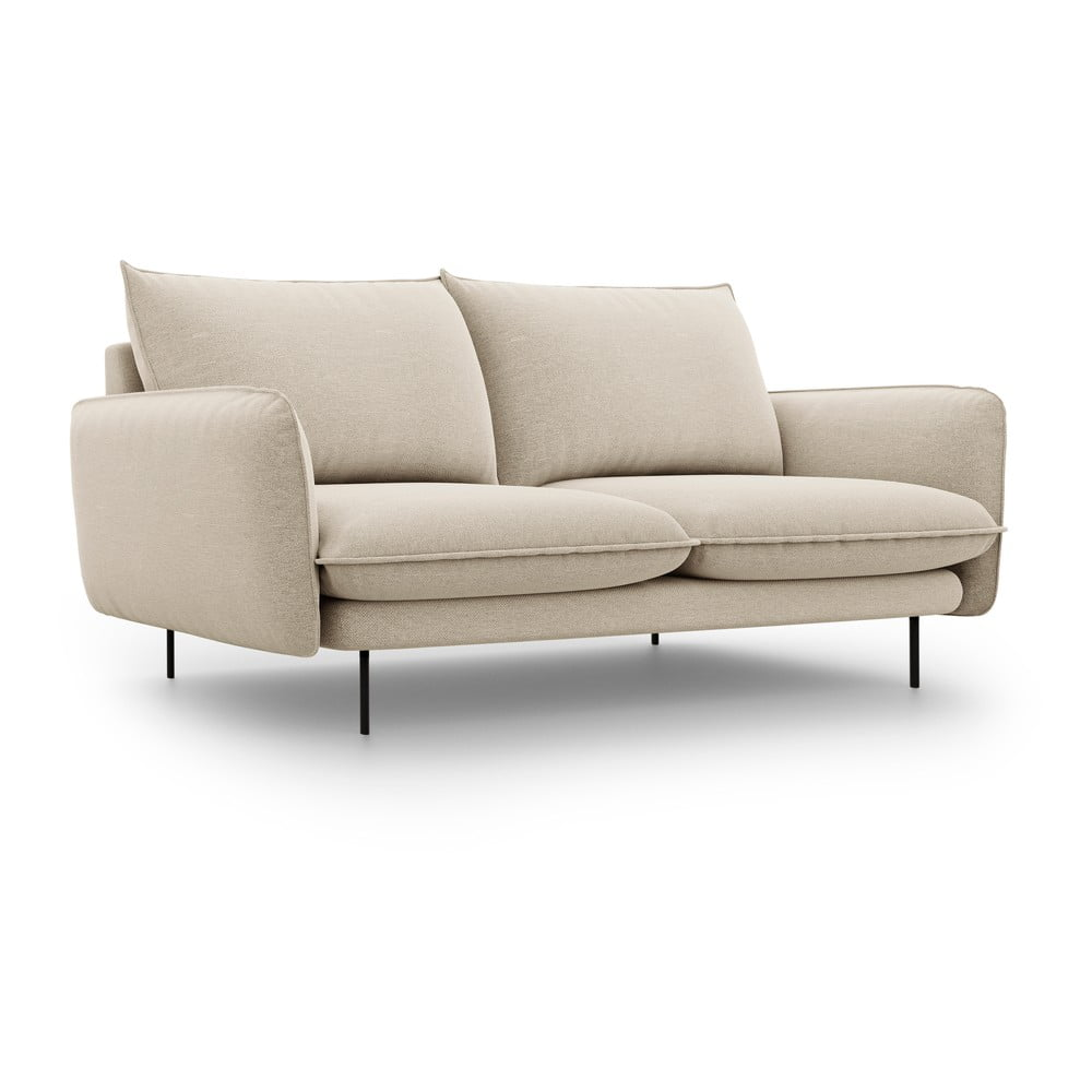 Beżowa sofa Cosmopolitan Design Vienna, szer. 160 cm