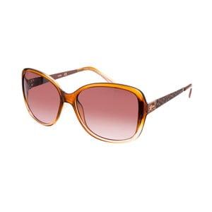 Damskie okulary przeciwsłoneczne Guess 144 Crystal Brown
