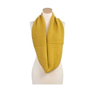 Szalik Romantic Yellow