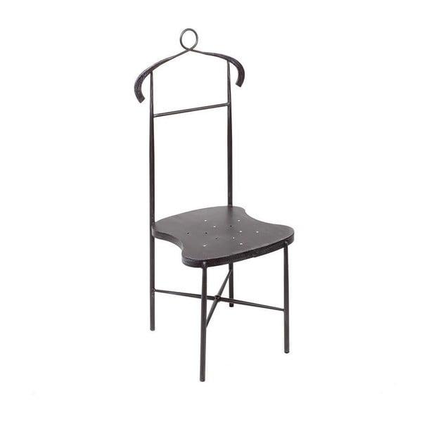 Krzesło Hanger Brown, 44x33x112 cm