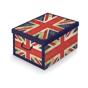 Pudełko Domopak England, dł.50cm