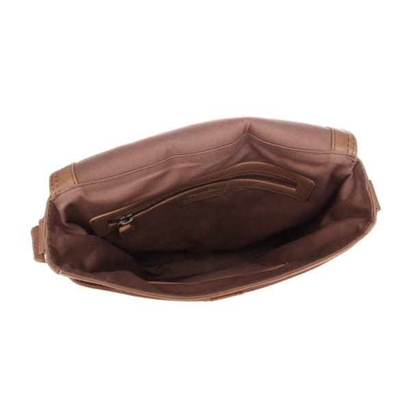 Skórzana torba Barnby Chestnut