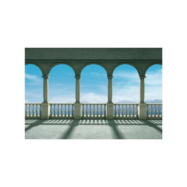 Tapeta wielkoformatowa Pogodna weranda, 315x232 cm