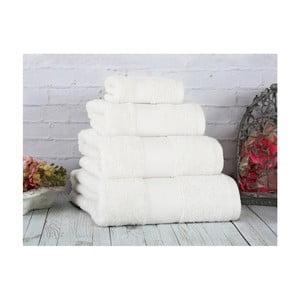 Biały ręcznik Irya Home Coresoft, 90x150 cm