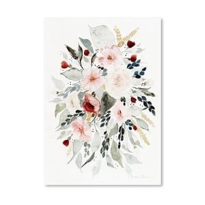 Plakat Americanflat Loose Bouquet by Shealeen Louise, 30x42 cm