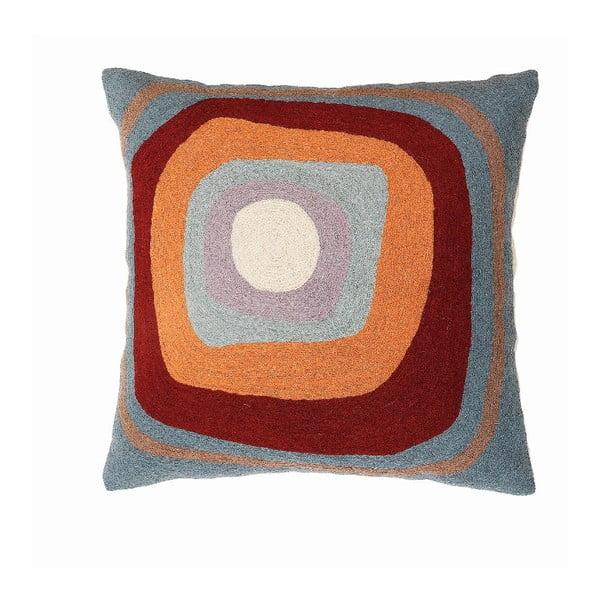 Poszewka na poduszkę Cream Target, 45x45 cm