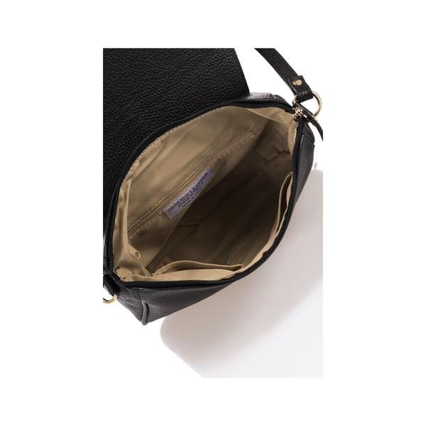 Skórzana torebka Italia 1100 Black