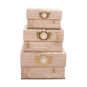 Zestaw 3 pudełek Timeless
