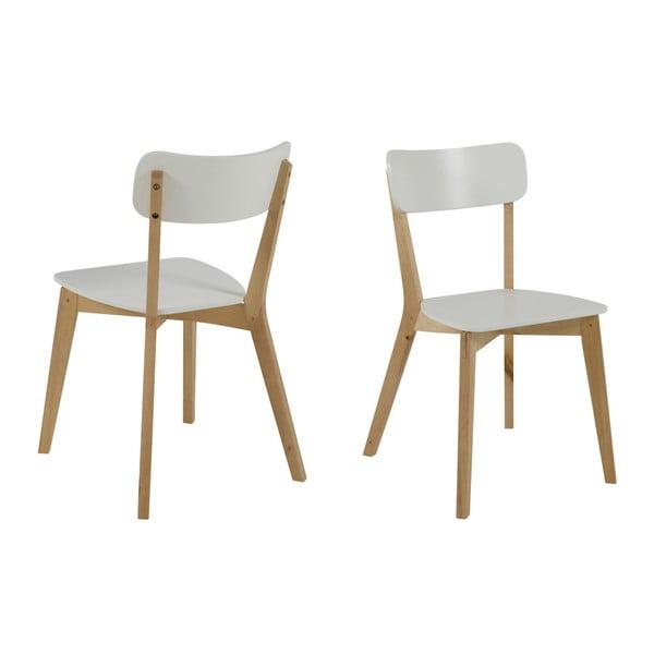 Zestaw 2 krzeseł Actona Raven Dining Set