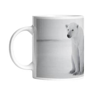 Ceramiczny kubek Polar Family, 330 ml