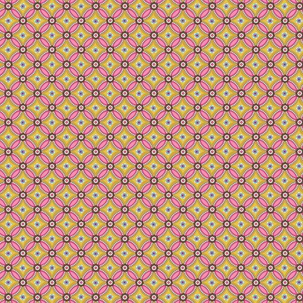 Tapeta Pip Studio Geometric, 0,52x10 m, żółta