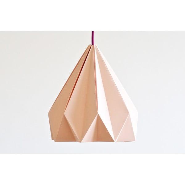 Lampa wisząca Origamica Spring Light Playful Pink