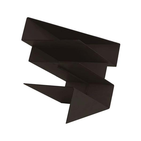 Stojak na gazety Origami Rust
