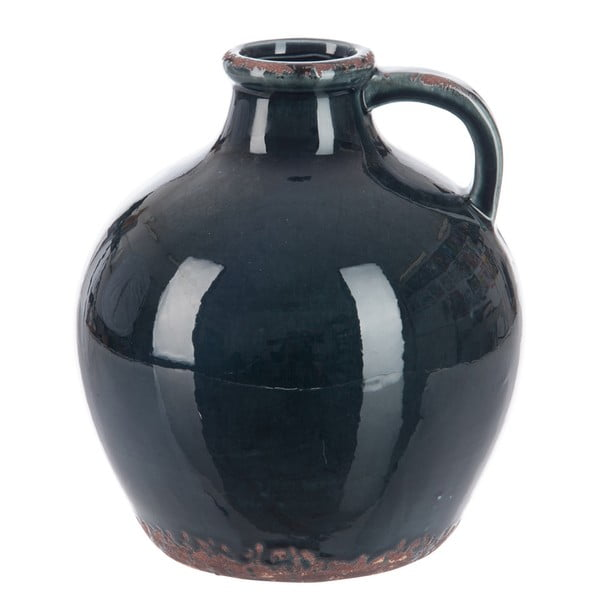 Wazon Petrol, wys. 23 cm