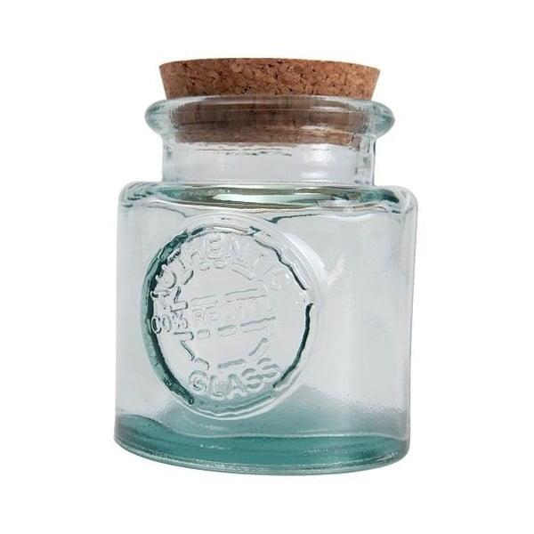 Szklany pojemnik z korkiem Authentic Vintage, mały