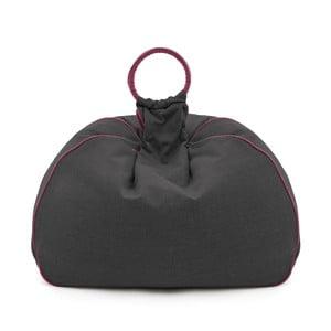 Worek do siedzenia Vivonia Indoor Dark Grey/Pink