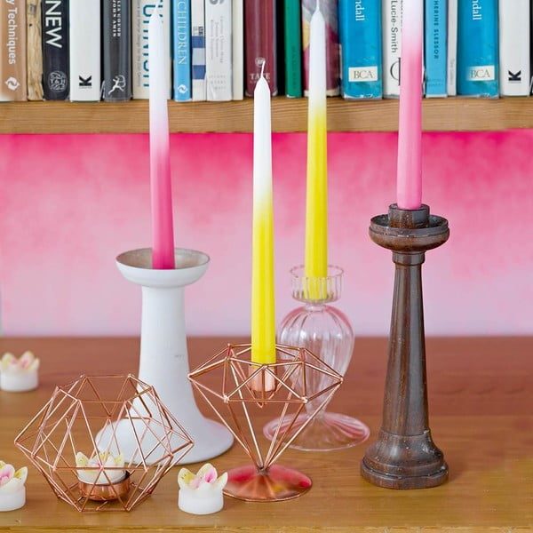 Zestaw 6 świeczek Talking Tables Fantastic Summer