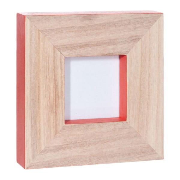 Ramka na zdjęcia Coral Wood, 20x20x4 cm