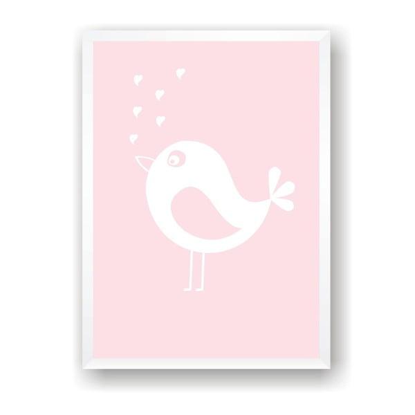 Plakat Nord & Co Bird, 40x50 cm