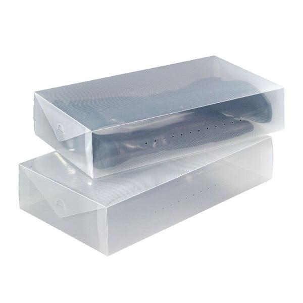 Zestaw 2 pudełek na kozaki Wenko Pack