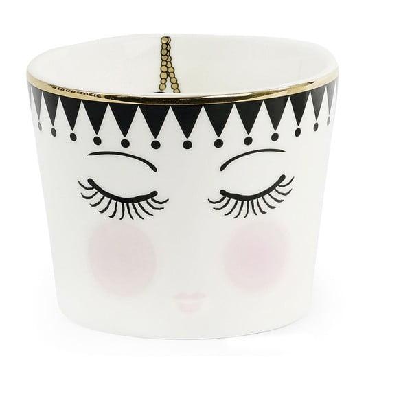 Doniczka ceramiczna Miss Étoile Eyes and Dots