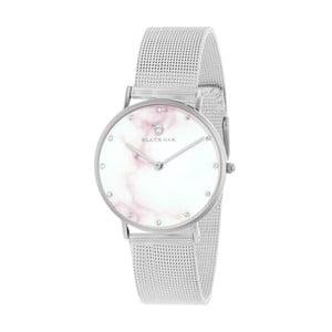 Srebrny zegarek damski Black Oak Marble