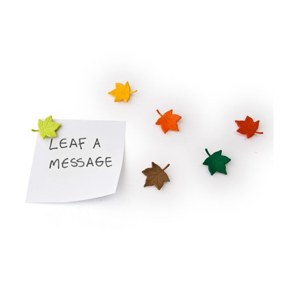 Magnesy QUALY Leaf a Message