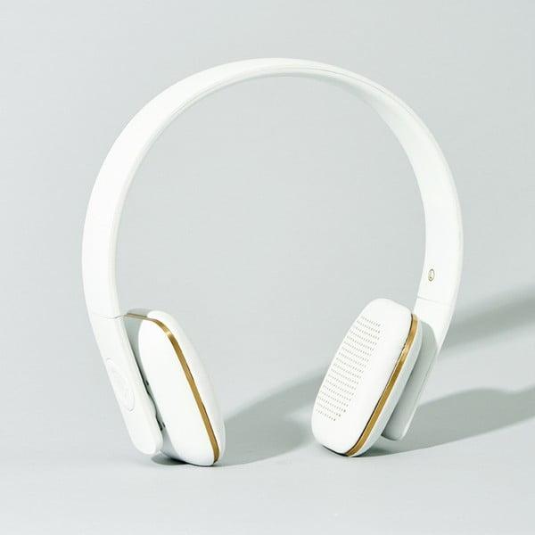 Słuchawki bezprzewodowe aHead White