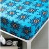 Prześcieradło Home Turquoise, 100x200 cm