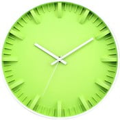Zegar Green Minimalistic, 30 cm