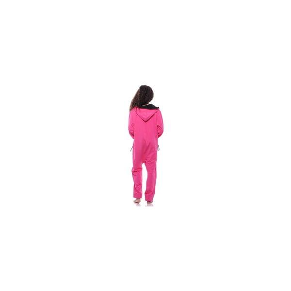 Kombinezon po domu Streetfly Thin Pink, S, unisex