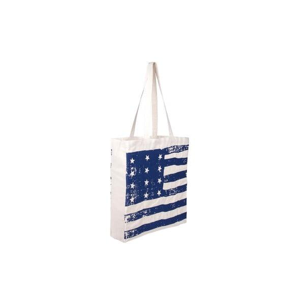 Torba płócienna Tri-Coastal Design Blue America